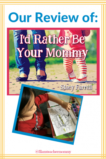 id rather be your mommy review