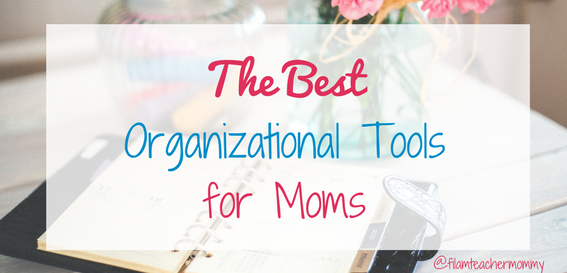 organizational tools for moms