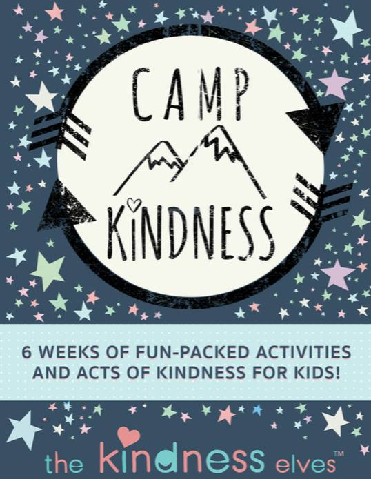 Camp Kindness with the Kindness Elves