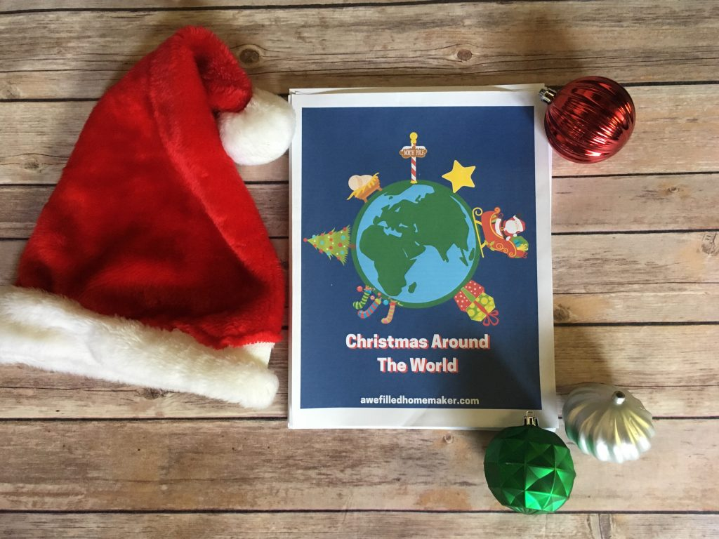 Christmas Around The World Traditions And Activities For Kids Fil Am Teacher Mommy