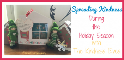 Kindness Elves during the holidays